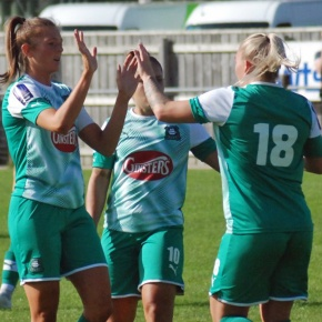 Leonard believes there is still more to come from his Argyle Ladies team