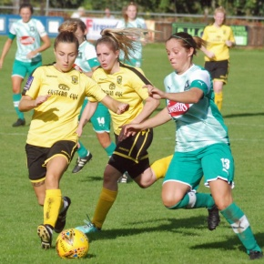 Frustration for injury-hit Argyle Ladies as they lose to late goal at Oxford United