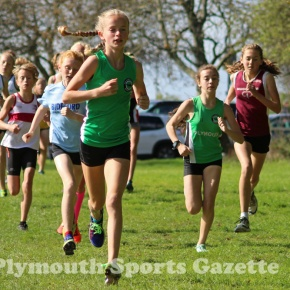 GALLERY: Reid leads the way as clubs impress at opening Westward Cross Country League event