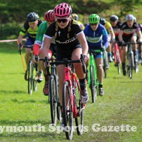 GALLERY: Pictures from the South West Cyclo-Cross League meeting at Newnham Park