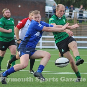 RUGBY REPORTS: Home disappointment for Ivybridge, but Services and Oaks bounce back in style
