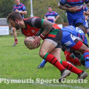 RUGBY REPORTS: Wins for Ivybridge, Services, Saltash, Oaks, Sarries, OPMs and PlymVic