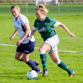 In-form Argyle Ladies frustrated by weekend off but their development team have home cupclash