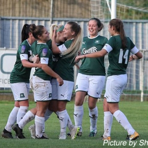 Argyle Ladies keep their winning run going by hitting five away at Chichester