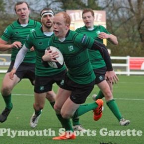 RUGBY REPORTS: Ivybridge and Services claim crucial homevictories