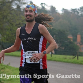 GALLERY: Holland retains Lopwell Loop title, while records are broken at Tavy 5k