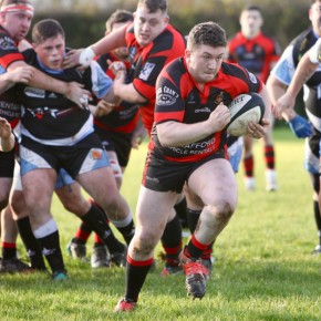 RUGBY REPORTS: Vital home wins for Saltash and Tavistock, plus away joy forServices