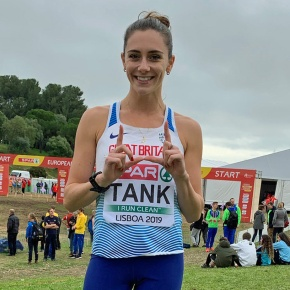 ATHLETICS: Tank helps GB to bronze at European Cross Country Championships