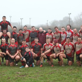 GALLERY: Rugby clubs enjoyed festive period run-outs