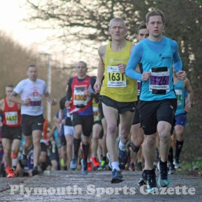 GALLERY: Pictures from the annual January Jaunt 10k at Plympton