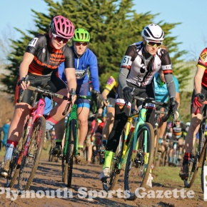GALLERY: Pictures from the penultimate round of the South West Cyclo-Cross League at Plymouth