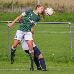 Argyle Ladies ready to face unknown quantity in National Plate quarter-final