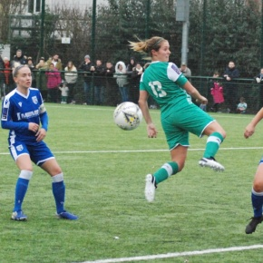 Argyle Ladies battle to home victory over Gillingham