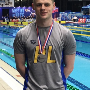 More medals for Plymouth Leander swimmers at Edinburgh International Meet