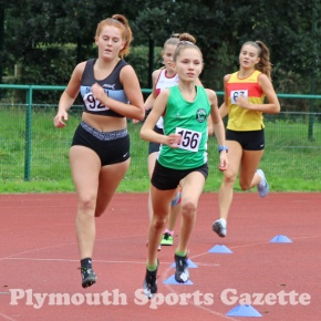 City of Plymouth duo set personal bests to make their mark on UKrankings