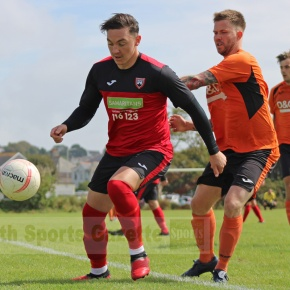 GALLERY: Pictures from Plymstock United v D&C AutoRepairs