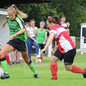 GALLERY: Argyle Ladies edge out Callington in latest pre-seasonmatch