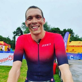 Triathlete Shaw marks his return to action with victory at UK Ultimate Half