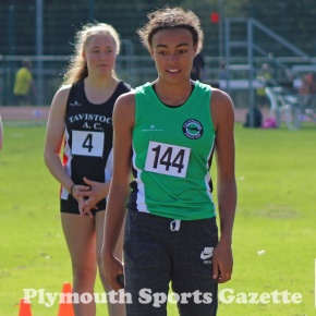 Evans-Shields extends her lead at top of UK rankings with new PB at Tavistock AutumnSeries