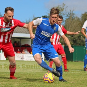 GALLERY: Pictures from Plympton Athletic's game with BereAlston