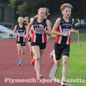 Tavistock AC claim South West club and coach of the year titles