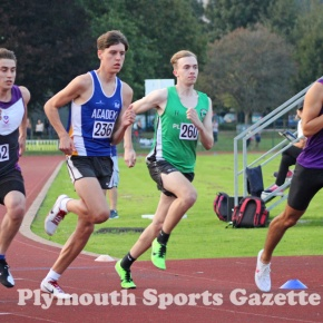 GALLERY: Tavistock Autumn Series meet produces a host of PB performances