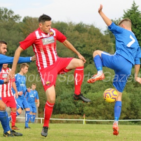 GALLERY: Pictures from Plympton Athletic v Totnes &Dartington