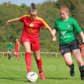 WOMEN'S FOOTBALL: Marine Academy and Callington progress in FA Cup