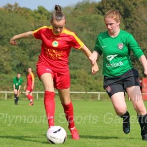 WOMEN'S FOOTBALL: Marine Academy and Callington progress in FACup