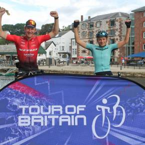 Tavistock to play a key role when the Tour of Britain visits Devon in 2021