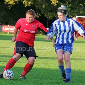 WOMEN'S FOOTBALL: Success for Callington and Saltash sides