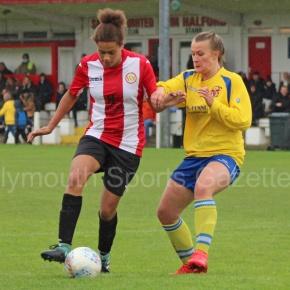 WOMEN'S FOOTBALL: Argyle's wait goes on, but Saltash make impressivestart