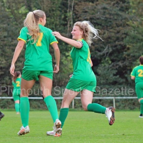 WOMEN'S FOOTBALL: Big defeat for Argyle, but wins for Marine Academy, Signal Box and Saltash