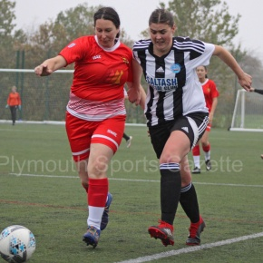 WOMEN'S FOOTBALL: More agony for Argyle, but joy for Saltashteams