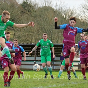 GALLERY: Pictures from Lakeside Athletic v PaigntonVilla