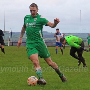 GALLERY: Pictures from Lakeside Athletic v Plymouth Vaults in the Devon PremierCup