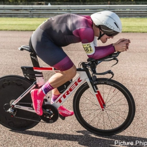 Bramley is convinced he made the right decision switching from triathlon tocycling