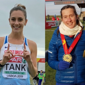 City of Plymouth cross country internationals impress in America